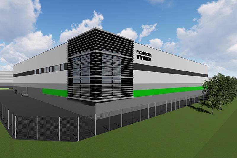 Глобальный спрос растет — новый научно-исследовательский центр Nokian Tyres