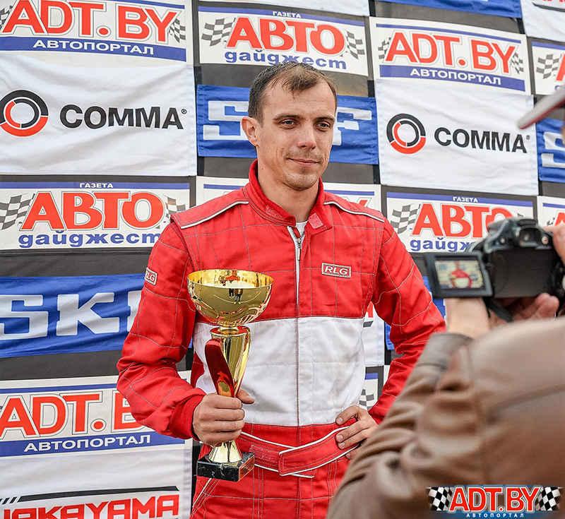 Александр Цедрик в 2018 году выиграл в личном зачете практически все соревнования