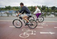 В Чехии велосипедистам разрешили пить за рулем