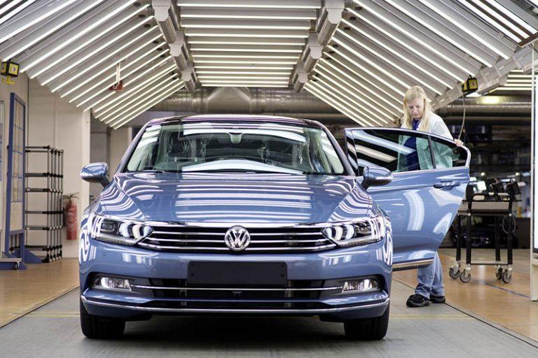 Volkswagen Passat будет выпускаться в Чехии