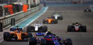 """Формула-1"": Гран-при Абу-Даби"