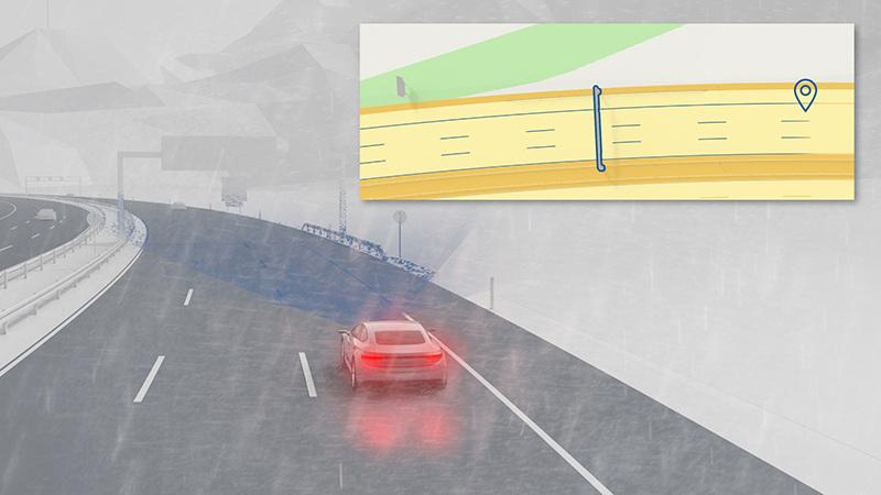 Безопасное автономное движение от Bosch