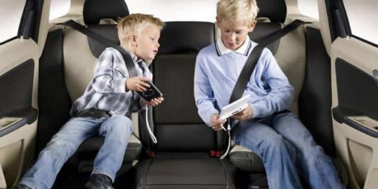 Усилен контроль за соблюдением водителями правил перевозки детей