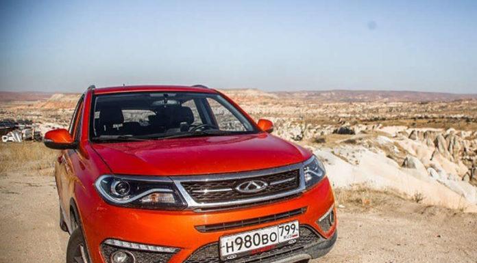 Китайские автомобили в России демонстрируют рост продаж