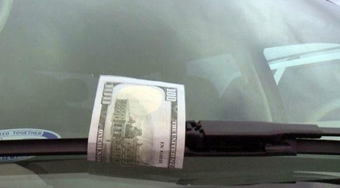 новый способ обмана водителей