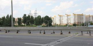 мост МКАД Лошица