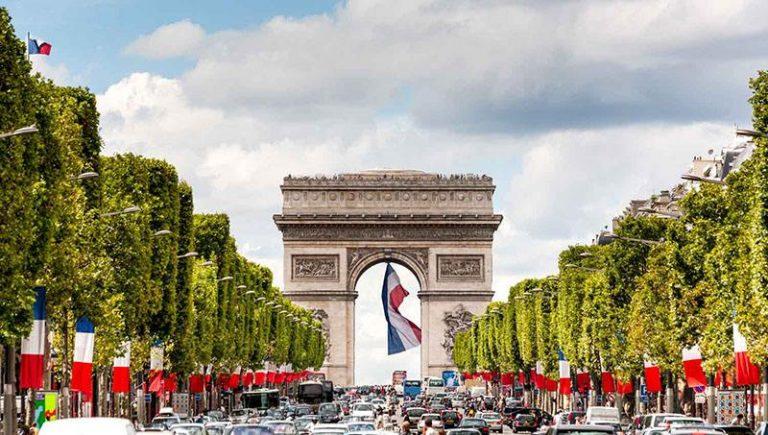 Париж ставит вне закона старые дизели