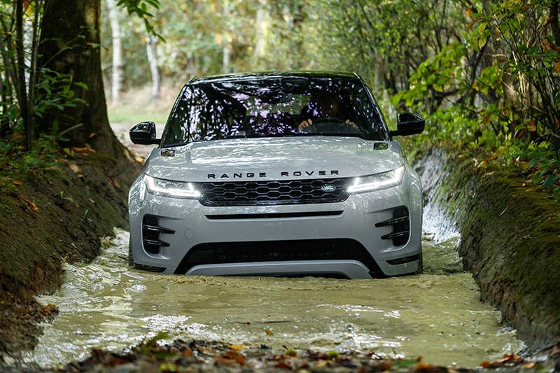 Мировая премьера нового Range Rover Evoque
