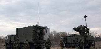 Российская система РЭБ «Самарканд»