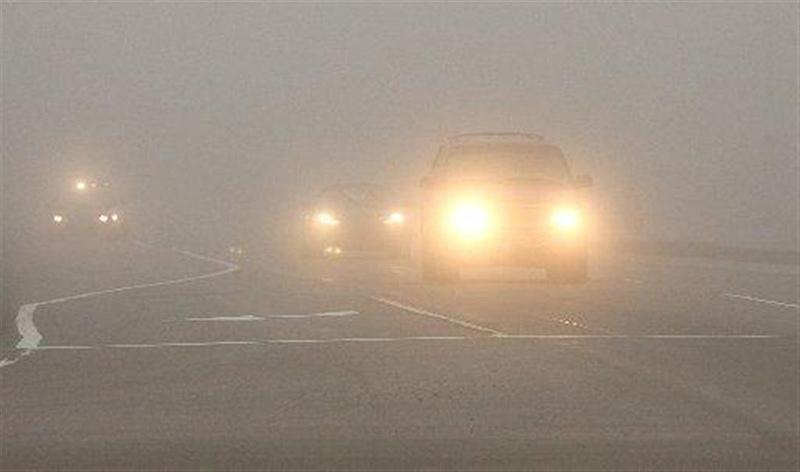 Рекомендации водителям в условиях тумана