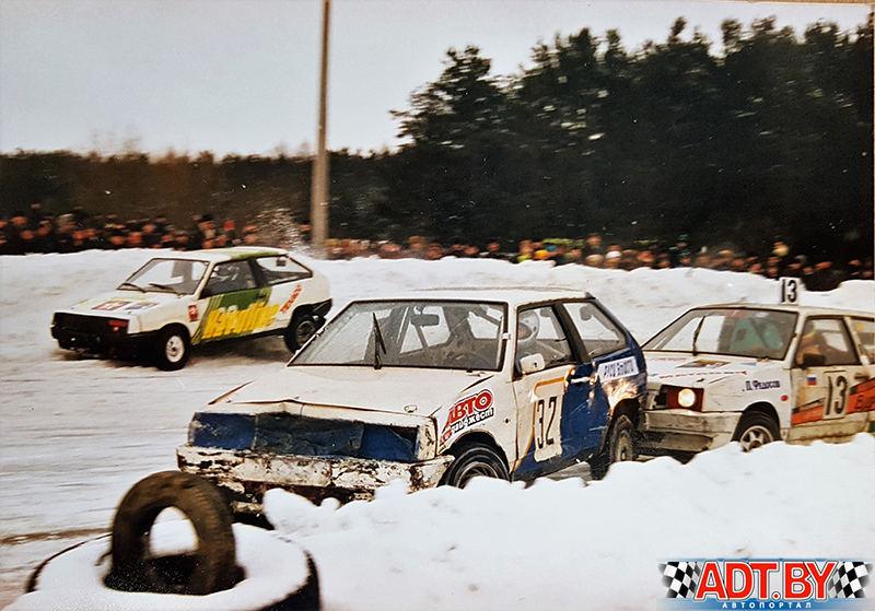 Трековые гонки «Горячий лед» отмечают свое 20-летие!