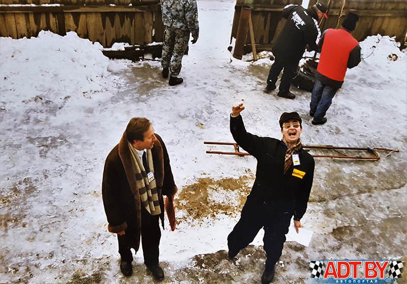 Леонид Климанович рад, что все у нас получилось!