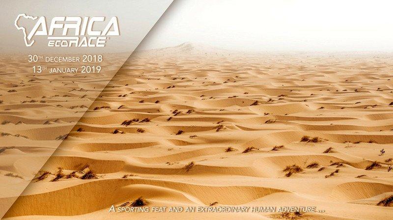 Ралли-марафон Africa Eco Race 2019