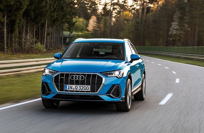 новы Audi Q3