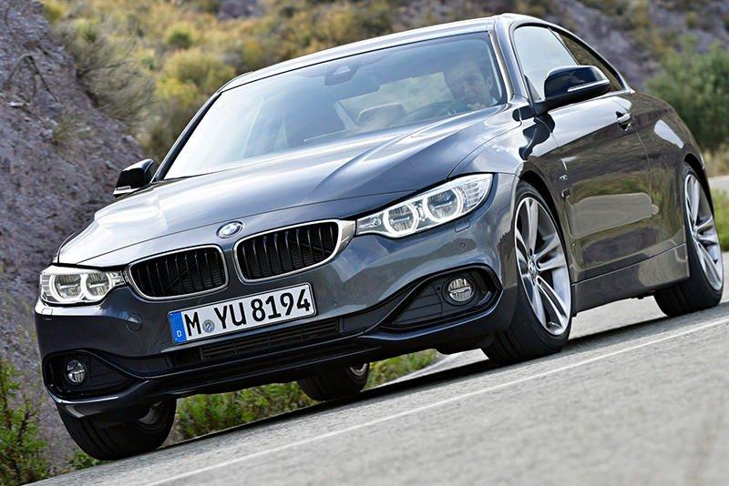 водители BMW признаны самыми опасными