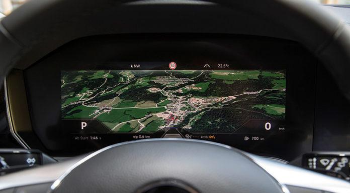Bosch представил приборную панель без переключателей