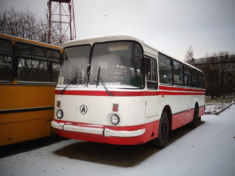 Автобус ЛАЗ-695НГО
