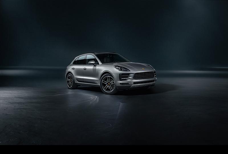 В Беларуси стартуют продажи нового Porsche Macan