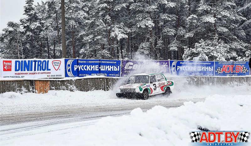Русские шины, Cordiant - на Рождественских гонках в Боровой