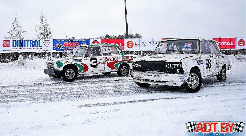 EURO REPAR и Total на Рождественских гонках 2018 в Боровой