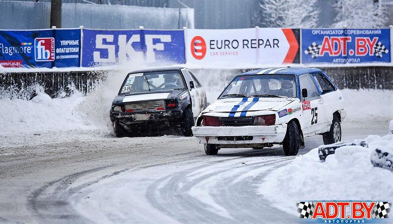 SKF и EURO REPAR на Рождественских гонках 2018 в Боровой