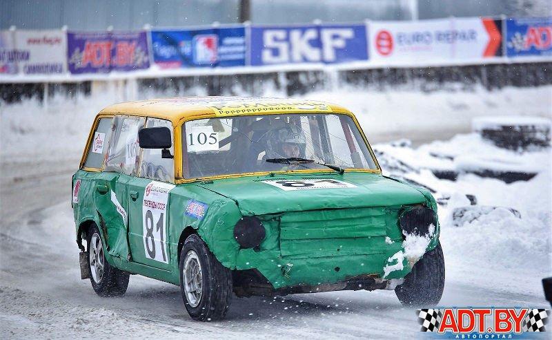SKF и EURO REPAR и ФлагБай на Рождественских гонках 2018 в Боровой