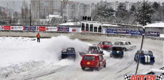 Рождественские гонки 2018 в Боровой
