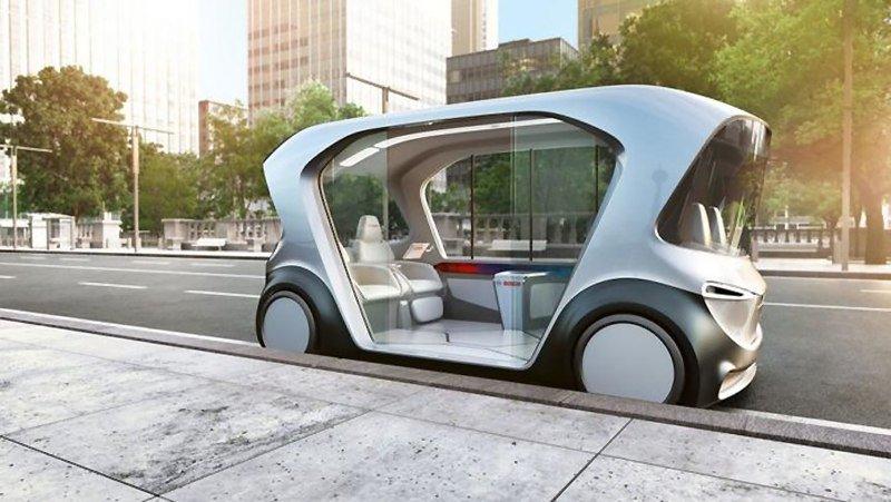 автобус-шаттл Bosch