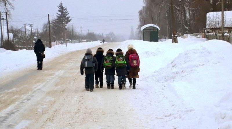 Внимание! У школьников начинаются зимние каникулы!