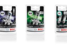 Bosch вводит новую блистерную упаковку для автомобильных ламп
