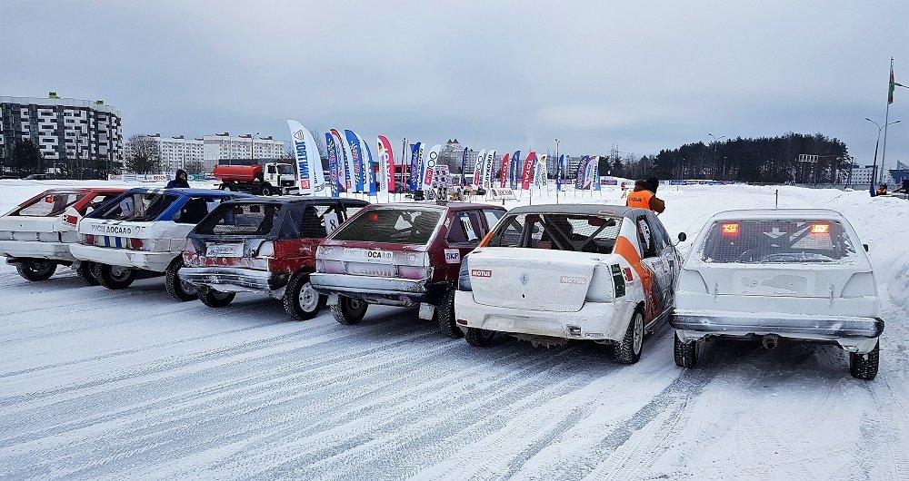 Горячий лед в Боровой 2-ой этап