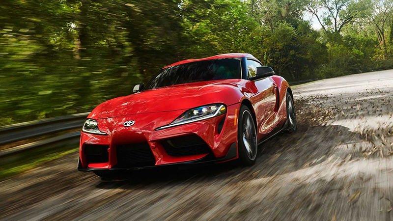 Новое поколение Toyota Supra