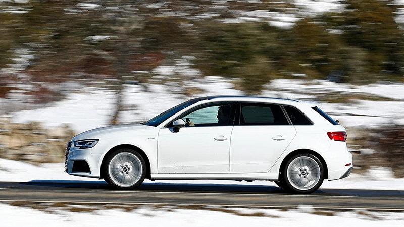 Сравнительный тест автомобилей Audi A3 Sportback G-Tron, BMW 116d и Lexus CT 200h
