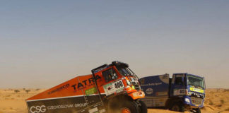 Ралли AFRICA ECO RACE 2019: Этап 8