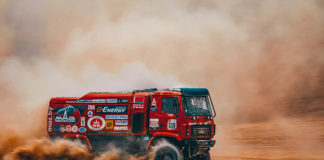МАЗ-СПОРТавто на Дакар-2019