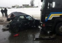 Четыре авто столкнулись в Минске на Партизанском проспекте