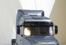 МАЗ-6440РА в миниатюре
