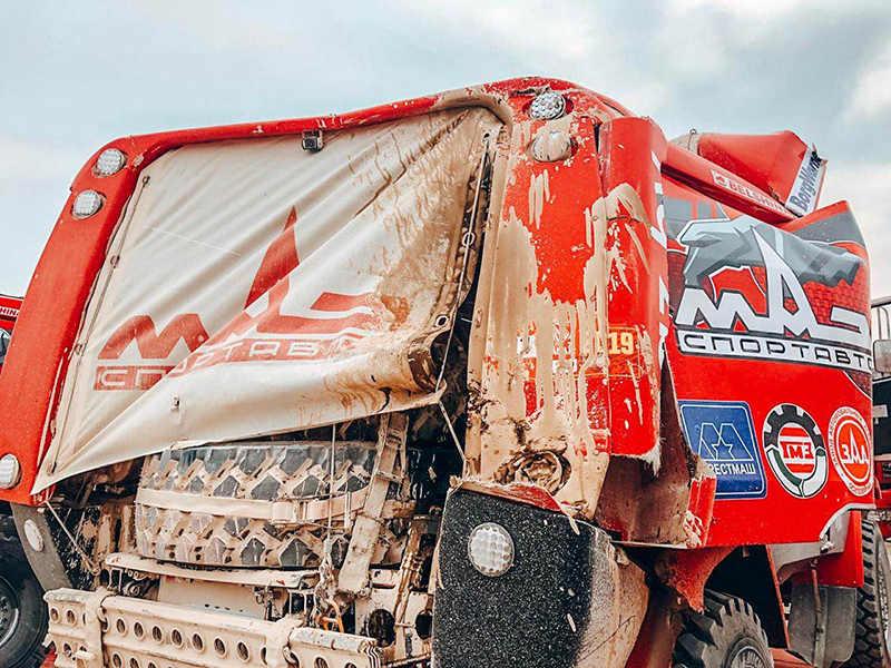 МАЗ на ралли «Дакар-2019»