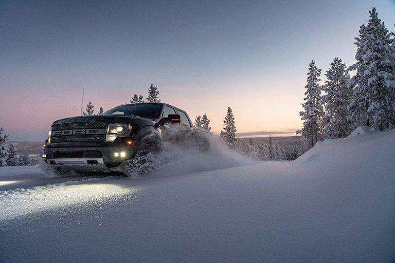 Nokian Hakkapeliitta LT3 — новая зимняя шина премиум-класса для легких грузовиков