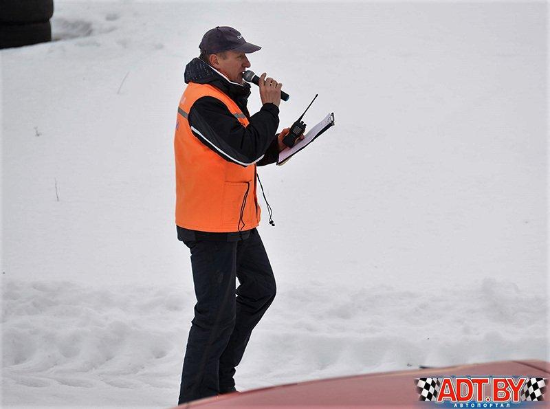 """""""Зимнее танго""""-2019, 1-ый этап"""