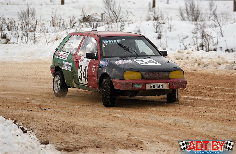 Роман Канарский- самый юный участник соревнований