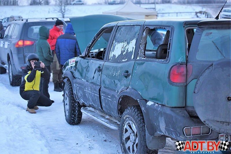 Зимнее танго 2109 в Бобруйске