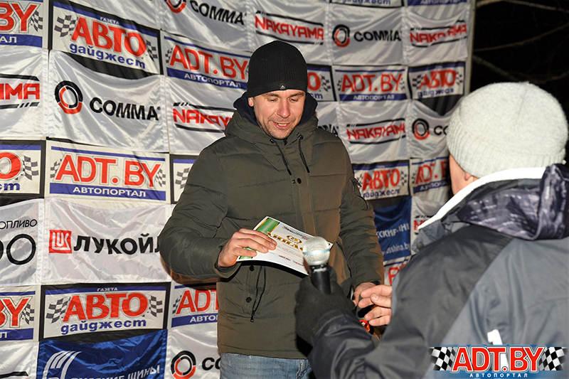 Сергей Гайко стал третьим в классе В4 и абсолюте на этапе