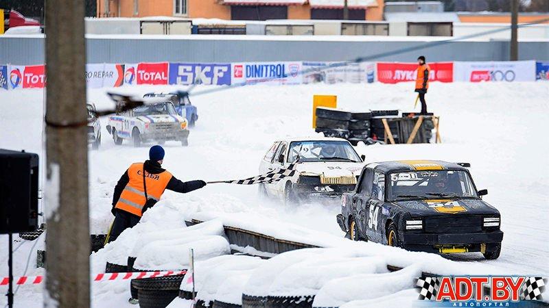 «Горячий лед - 2019», второй этап