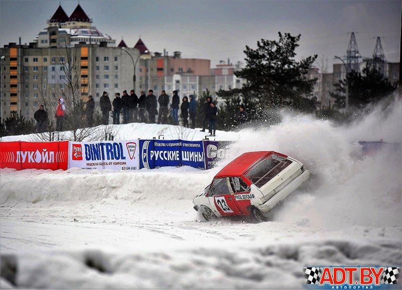 Горячий лед 2019 в Боровой, 2-ой этап