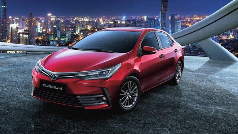 Toyota Corolla — самый популярный автомобиль в мире