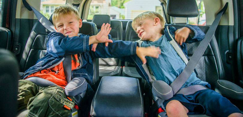 перевозки детей-пассажиров