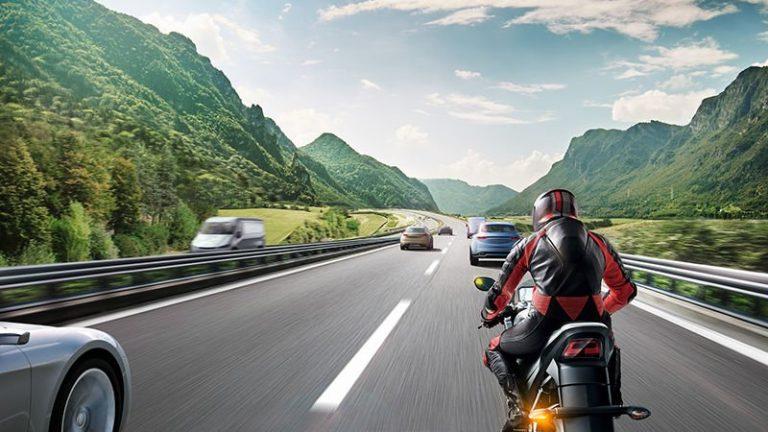 Инновации Bosch для мотоциклов и квадроциклов