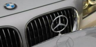 BMW и Mercedes-Benz