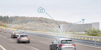 V2X-связь для автомобиля